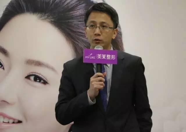 总经理刘日先发表讲话