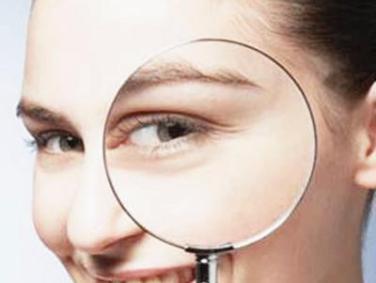 眼纹是怎么形成的