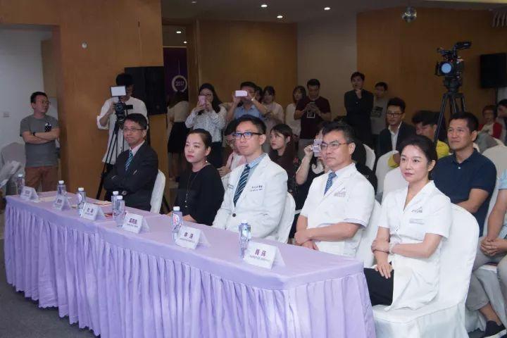美莱连锁实力认同平台 上海美莱引爆新品发布