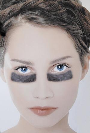 长期严重黑眼圈怎么去除