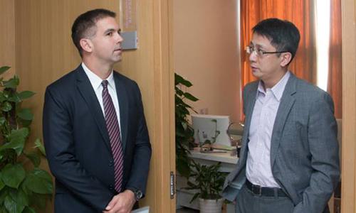 艾尔建亚太总裁Jason Smith莅临上海美莱