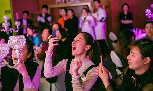 上海美莱尊享vip晚宴圆满举行