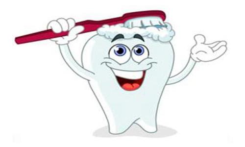 牙齿上有黑线怎么办