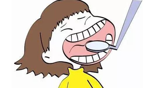 牙齿表面有点黑好像是蛀牙怎么办