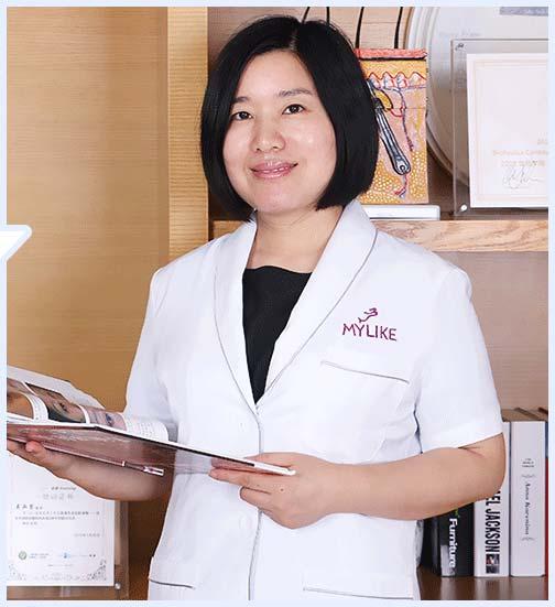吴淑琴上海美莱皮肤美容医生