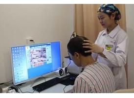 发际线很高怎么办,上海美莱植发来帮你