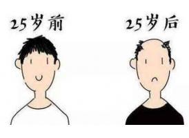 美莱头顶稀疏和发际线后退,哪个更好治疗?
