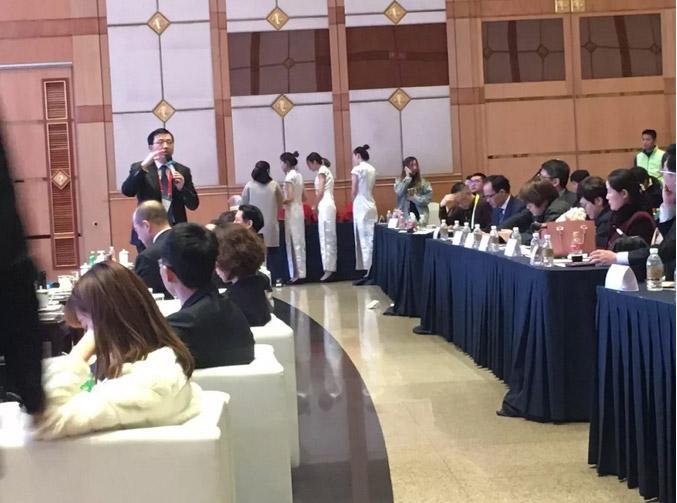 """上海美莱杜园园、欧阳天祥受邀出席""""金刀奖""""上海整形科技周!"""