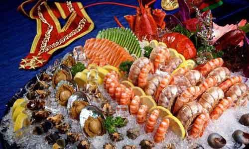 上海割双眼皮能不能吃海鲜,多久不能吃海鲜?