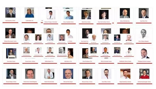 上海美莱医师代表受邀参加2019国际鼻修复大会