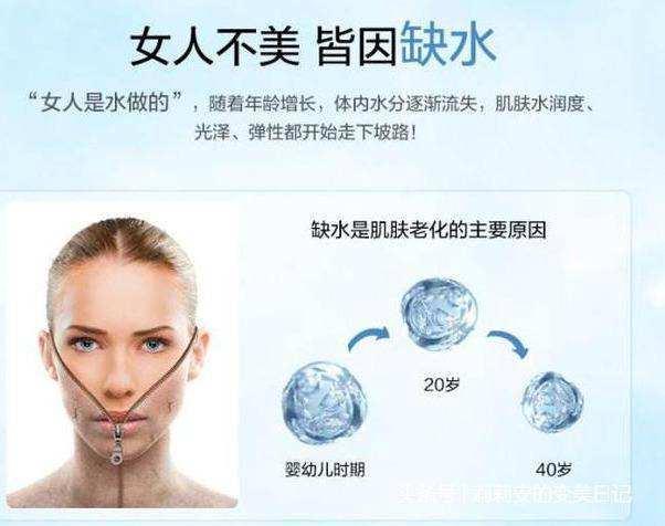 上海美莱 夏天跟防晒一样重要的都是补水