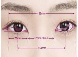 上海做开眼角手术能开多大