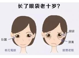 去眼袋一般价位是多少在上海