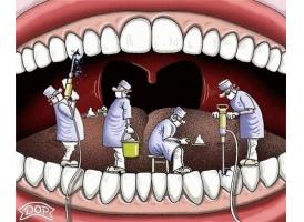 上海一般做牙多少钱